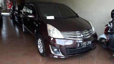 2013 Nissan Grand Livina LS - Barang Mulus