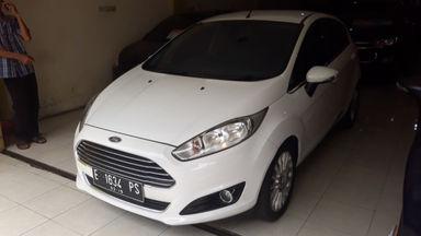 2013 Ford Fiesta S - Istimewa Seperti Baru