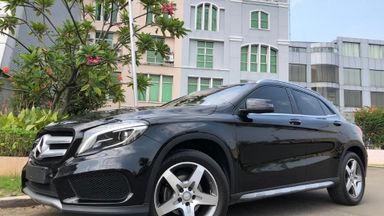 2016 Mercedes Benz GLA GLA200 - Kondisi Mulus