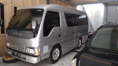 2014 Isuzu Elf Minibus 2.8 - Terawat Mulus