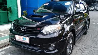 2015 Toyota Fortuner diesel vnt trd - Barang Mulus