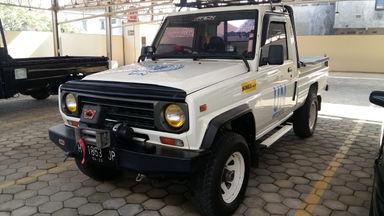1997 Daihatsu Taft 4x4 - Antik Terawat Siap Pakai
