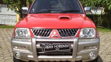 2007 Mitsubishi Strada GLS - siap jalan Surat Lengkap (s-1)