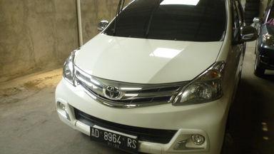 2013 Toyota Avanza E up G - Body Mulus