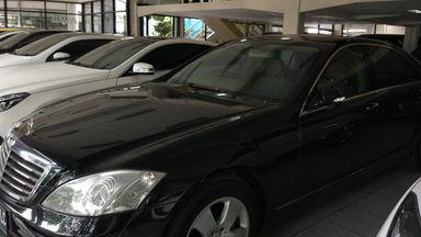 2007 Mercedes Benz S-Class S350 AT - Kondisi Terawat Istimewa KM Antik