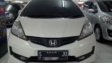2012 Honda Jazz RS - Body Mulus