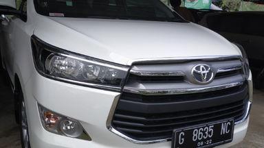 2017 Toyota Kijang Innova G Reborn - Body Mulus Siap Pakai