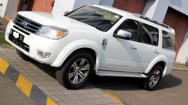 2012 Ford Everest XLT LIMITED - Warna Favorit, Harga Terjangkau Matic Good Condition