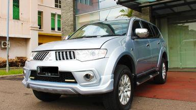 2013 Mitsubishi Pajero Sport Exceed diesel at - terima tukar tambah gan !! (s-0)