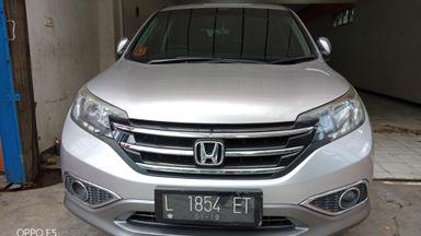 2013 Honda CR-V E - Like new  2.0 AT (s-1)