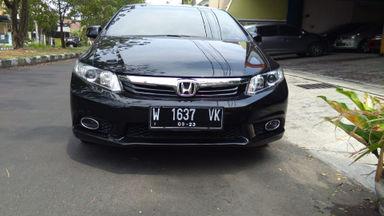 2013 Honda Civic 1.8 - Harga Terjangkau