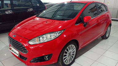 2014 Ford Fiesta 1.5 AT - Good Condition