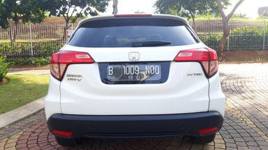 2016 Honda HR-V E CVT - Istimewa siap pakai (s-10)