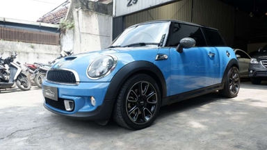 2012 MINI Cooper S 1.6 Turbo - Kolektor Antik