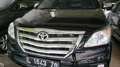 2015 Toyota Kijang Innova G At - Siap Pakai Dan Mulus (s-0)