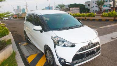 2016 Toyota Sienta V - barang bagus & harga murah, terima tukar tambah (s-1)