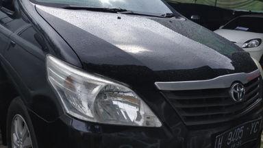 2012 Toyota Kijang Innova 2.0 - Unit Istimewa