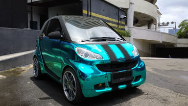 2011 Smart For Two MHD Coupe Panoramic - Tdp Ringan (s-3)