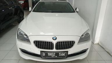 2014 BMW 6 Series 640i - Siap Pakai Dan Mulus
