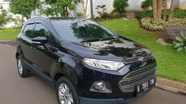 2014 Ford Ecosport Titanium - Sunroof & Edisi Black Piano