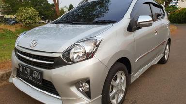 2015 Toyota Agya G TRD - KM 21 RB record - Pajak Juny 2019 (s-0)