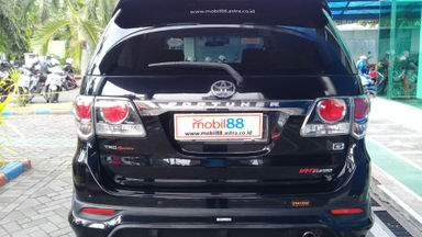 2015 Toyota Fortuner diesel vnt trd - Murah Jual Cepat Proses Cepat (s-4)