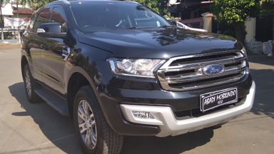 2015 Ford Everest Trendy - Limited Edition (s-2)