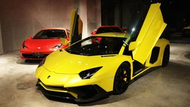 2013 Lamborghini Aventador LP 700-4 - PERFECT CONDITION