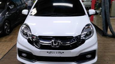 2015 Honda Mobilio rs - Putih mulus langsung gas (s-1)