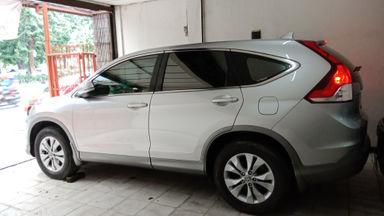 2013 Honda CR-V E - Like new  2.0 AT (s-3)