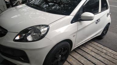 2014 Honda Brio Satya E - Promo DP Ringan Akhir Tahun Cuman 19juta (s-0)