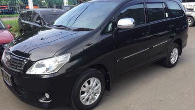 2013 Toyota Kijang Innova G - Kondisi Terawat Siap Pakai (s-0)