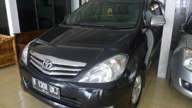 2010 Toyota Kijang Innova G - Mulus Terawat