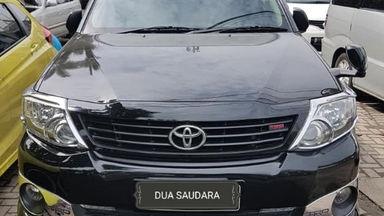 2015 Toyota Fortuner TRD Sportivo AT - TDP minim bisa bawa pulang mobil