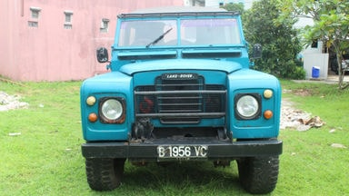 1960 Land Rover Defender Series 2 - SWB canvas