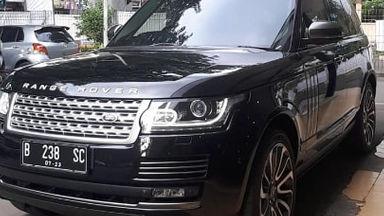 2013 Land Rover Range Rover Vogue 5.0 autobiography - Istimewa