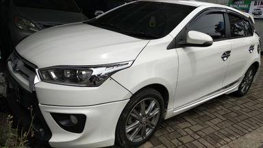2015 Toyota Yaris TRD Sportivo - mulus terawat, kondisi OK