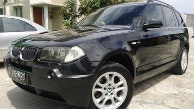 2004 BMW X3 4x4 AT - Full Orisinil
