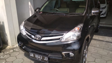 2012 Toyota Avanza G - Good Contition Like New