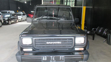 1995 Daihatsu Taft 4x4 - Istimewa