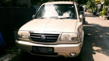 2003 Suzuki Escudo XL7 - Dijual Cepat