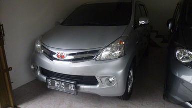 2013 Toyota Avanza G - Siap Pakai