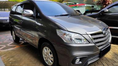 2014 Toyota Kijang Innova G 2.0 - Mobil Pilihan (s-2)
