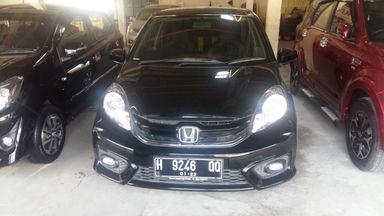2017 Honda Brio Satya E - Unit Istimewa (s-0)