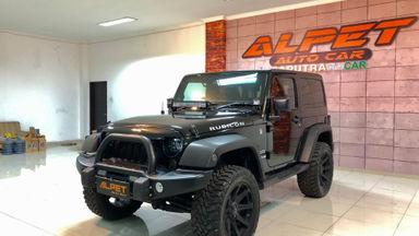2012 Jeep Wrangler JK Sport Automatic - Full Variasi