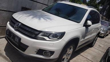 2013 Volkswagen Tiguan 1.4 TSi AT - Kondisi Istimewa