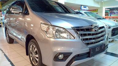 2014 Toyota Kijang Innova 2.0 G Manual - Mulus Terawat (s-3)