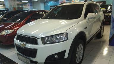 2013 Chevrolet Captiva 2.0 diesel - Fitur Mobil Lengkap