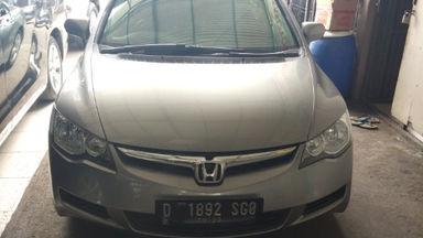 2007 Honda Civic FD1 - Barang Istimewa Dan Harga Menarik City Car Lincah Dan Nyaman