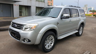 2013 Ford Everest 2.5 XLT Limited AT Facelift - Terawat Siap Pakai